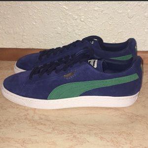 NWT Puma Suede Classic + Men's Sneakers